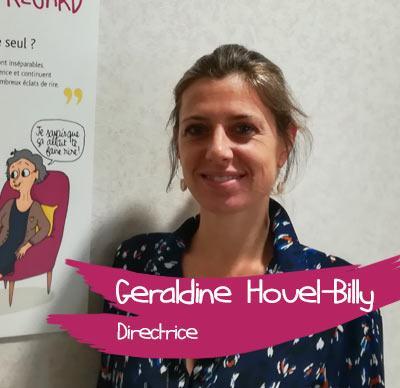 Vieillir c'est vivre seul Geraldine parole d'expertise